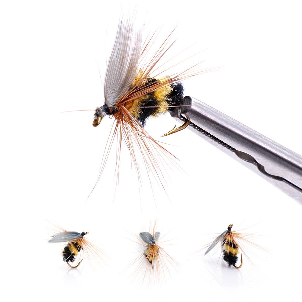 Artificial Insect Bait mini  Fly Fishing Flies Trout Fly Fishing Lures