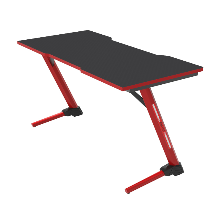 Free Sample Gaming_desk Office Comput Table PC R2S Computer Best Gaming Desk for Gaming