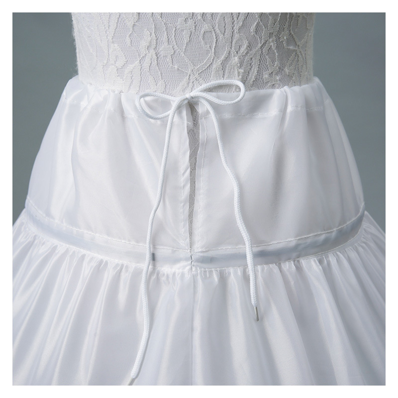 Wholesale Polyester Fabric Short Cosplay Petticoat Bridal Accessories