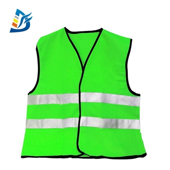 Factory Direct Discount Free Sample Reflective Safety Vest Supplier in China