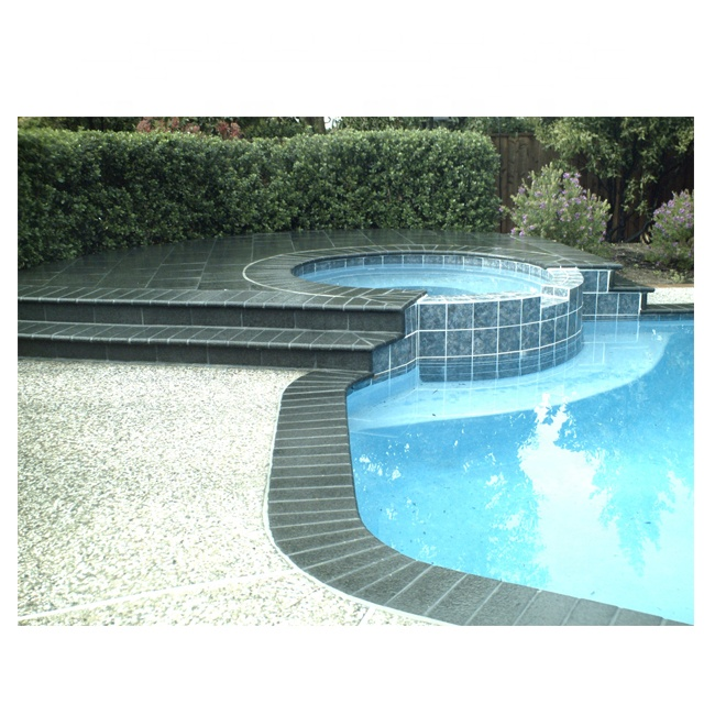 High Quality Black Basalt G684 Swimming Pool Coping Stone - Buy Pool  Stone,Pool Coping,Black Basalt Stone Product on Alibaba.com
