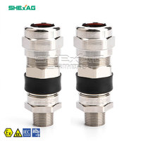 Nickel Planted Price Brass Cable Gland