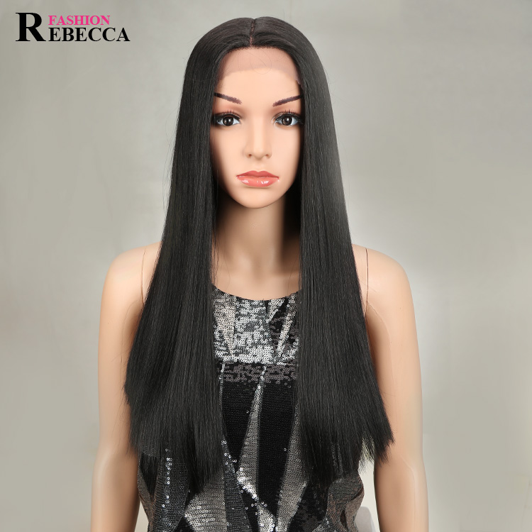 Rebecca <strong>lace</strong> front <strong>wig</strong> <strong>synthetic</strong> good quality cheap <strong>synthetic</strong> <strong>wig</strong> easily available <strong>full</strong> <strong>lace</strong> <strong>wig</strong> <strong>synthetic</strong>