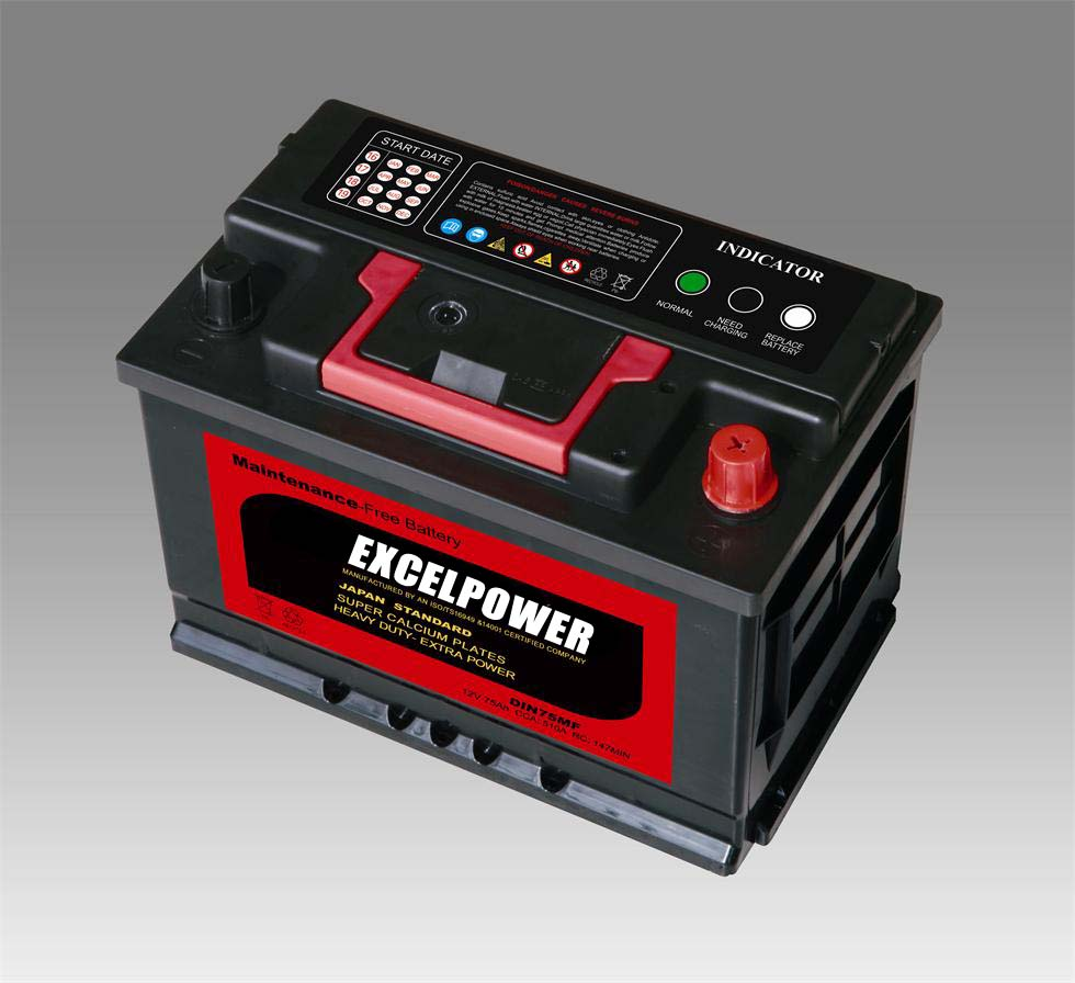 China factory wholesale heavy duty truck 12v din62 deep cycle battery auto batteries cost cheap with high quality