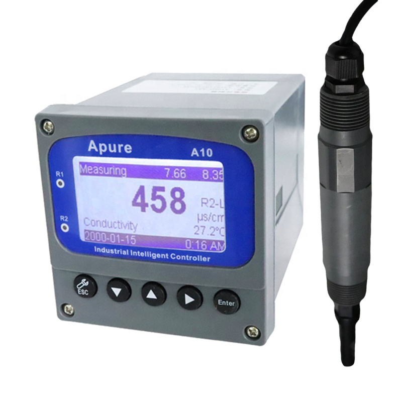 RO tap water testing online digital conductivity atc ph <strong>meter</strong>