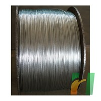 12 gauge galvanized wire / 500kg coil hot dipped galvanized steel iron wire