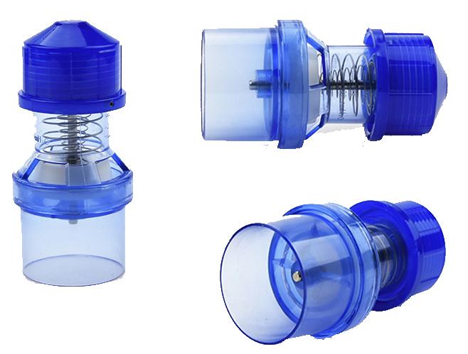 Peep Valve Positive End Expiratory Pressure Valve For Ambu Bag Resuscitator - Buy Peep Valve Positive End Expiratory Pressure Valve For Ambu Bag Resuscitator,Peep Valve Diverter Price,Peep Valve Adapter Positive End Expiratory