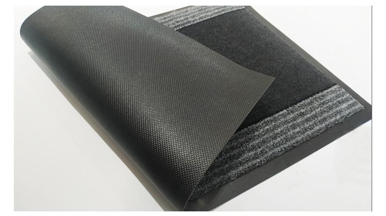 2.9kg/mq cucina pp tappeto con supporto in pvc super assorbente zerbino
