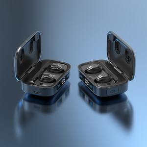 Hands free mini portable tws wireless bluetooth V5.0 headphone earphones