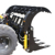 Forestry machinery stump grinder attachments for Bobcat skid loader/articulated wheel loader
