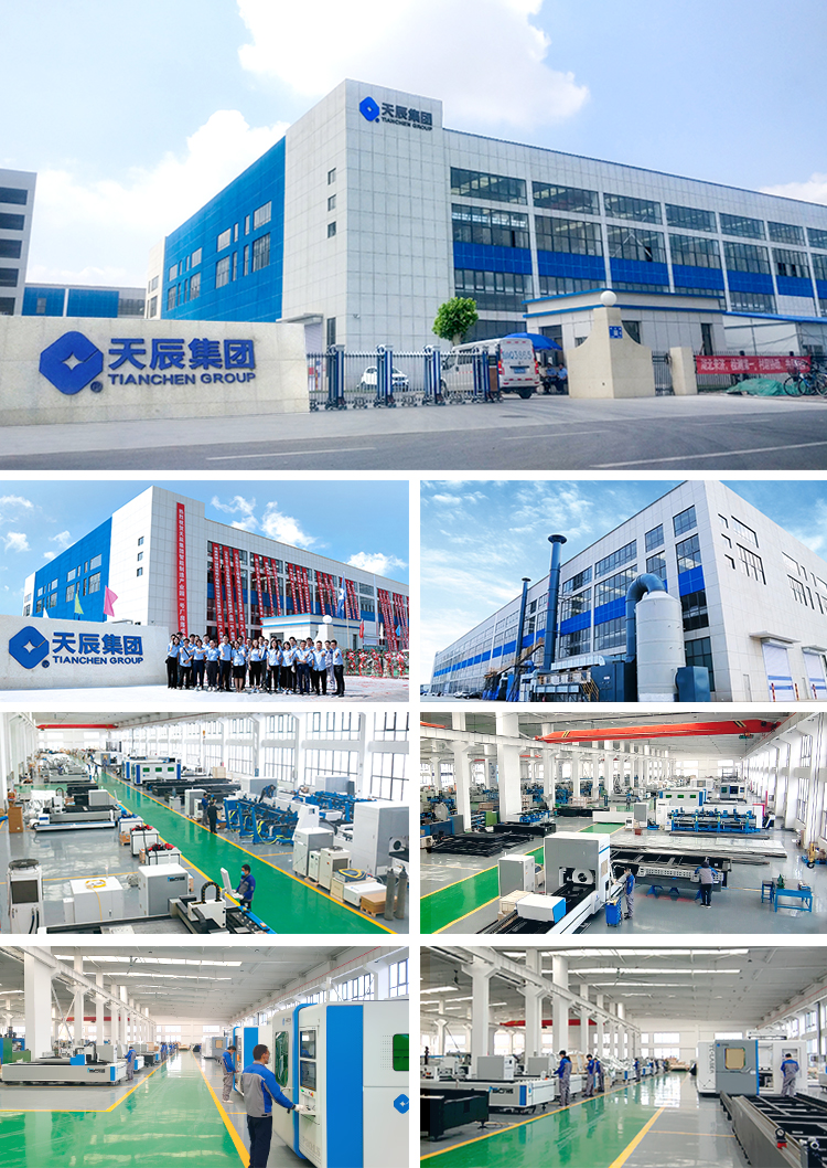 Heavy industrial machinery big size jinan fiber laser metal cutting machine