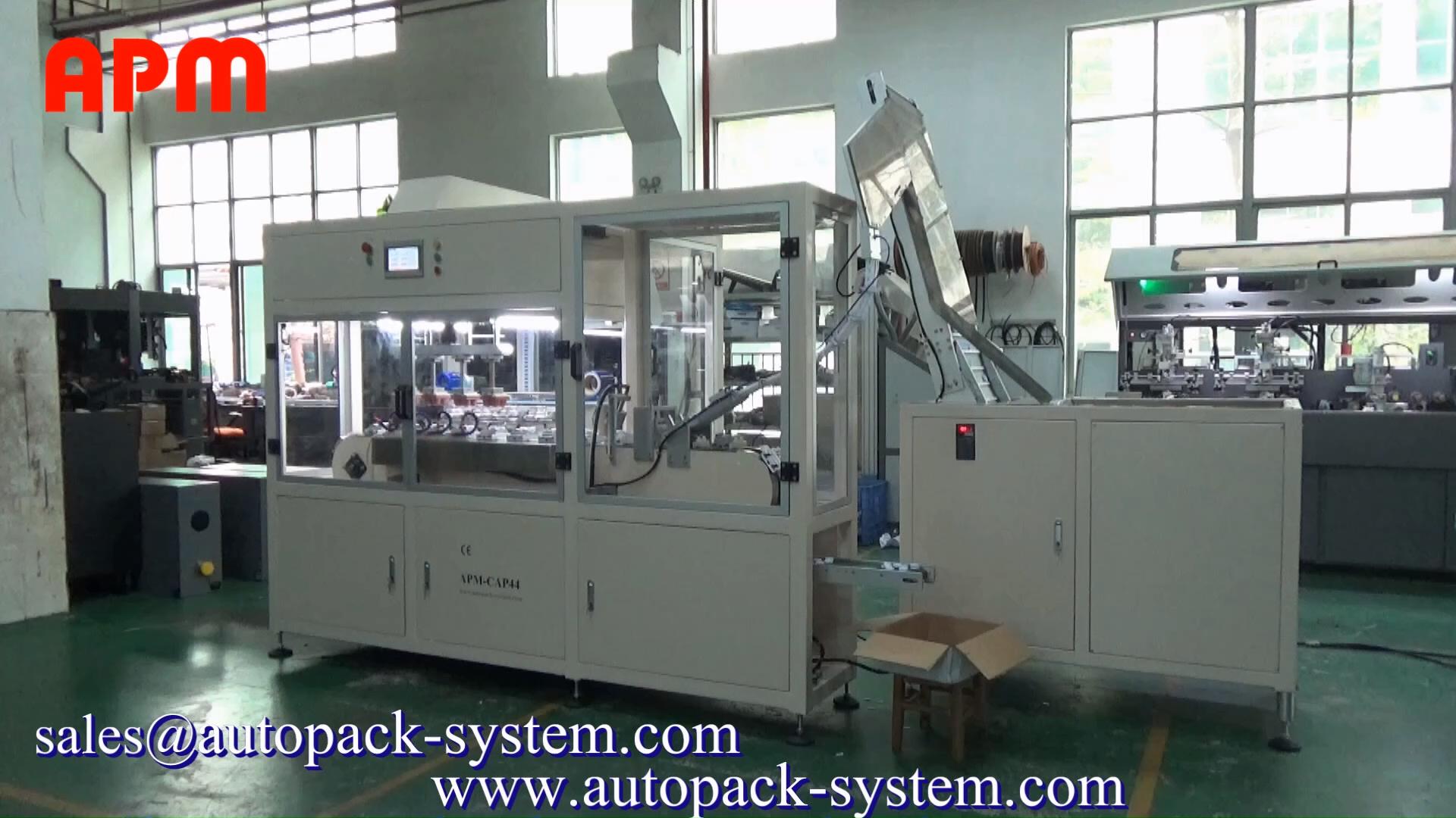 pad printer for bottles cap automatic pad printer machine
