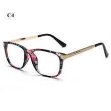 NYWOOH винтажные оправы для очков Мужские квадратные оправы для очков для женщин мужские ретро оправы для очков прозрачные оптические очки(China)