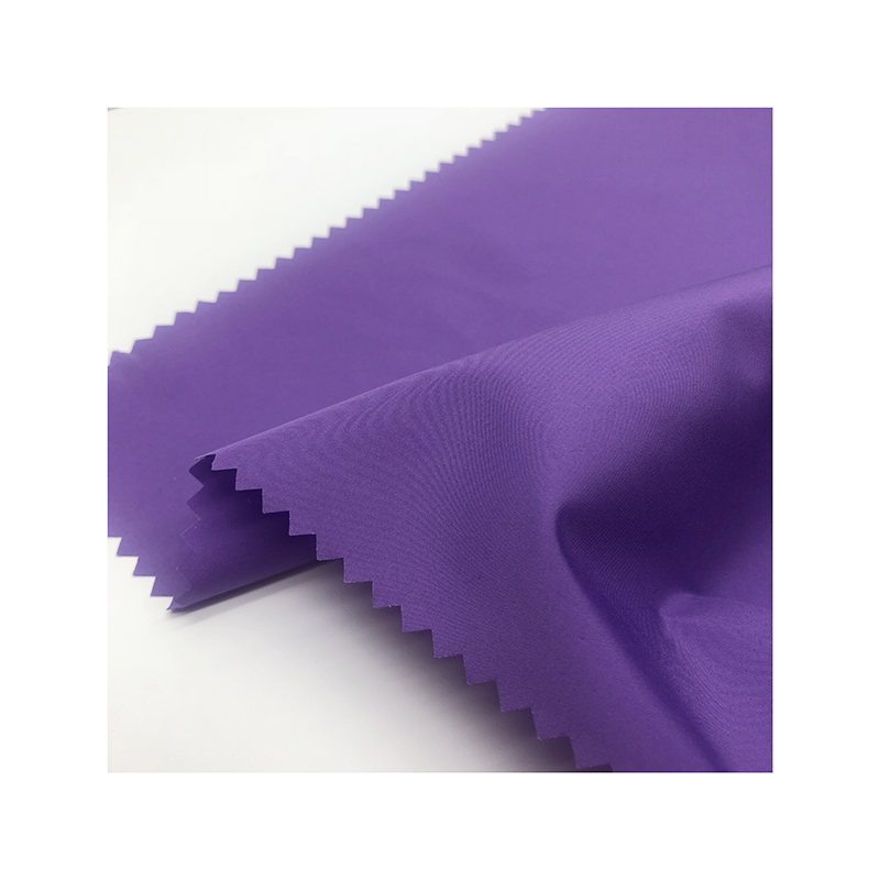 Advantageous price poly 420t full dull dewspo pongee light weight downproof water proof fabric for jacket