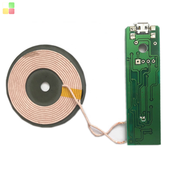 Design Mobile Charger Circuit Board Pcba Qi Wireless Charger Pcb