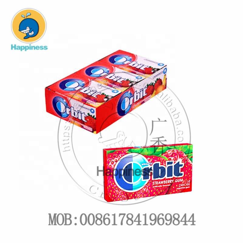 Russia Orbitt Chewing Gum