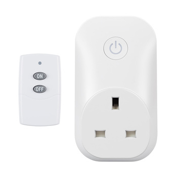 BNC-50/E75R-1-1 UK Indoor Remote Control Outlets, 1 to 1