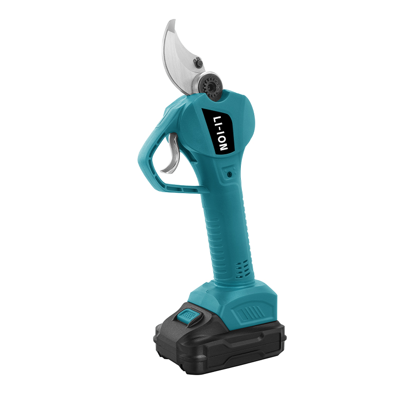 Garden Power Tool Electric Rechargeable Lithium Pruning Shears Secateur Branch Cutter