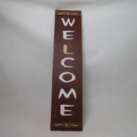 Rustic Wooden Sign with Sayings
