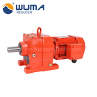 2.6-1195n.m [ Helical Motor ] Helicalhelical Helical Geared Motors Gear Oil Speed Helical Gear Gearbox High Efficiency Gear Speed Reductor Motor