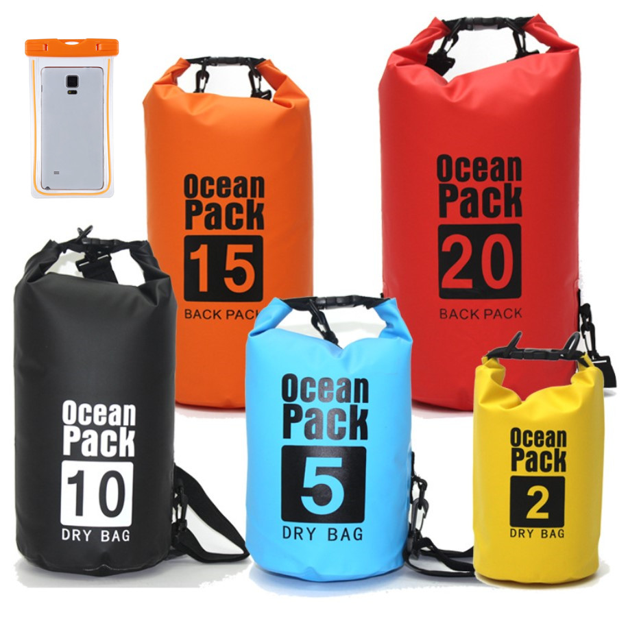 2019 Trending Producten Custom Logo Waterdichte Dry Bag Oceaan Pack Dry Bag