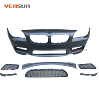 For BMW 5 series facelift F10 M5 body kit