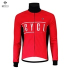 Thermal Windproof and Water Resistant Winter Cycling Jackets