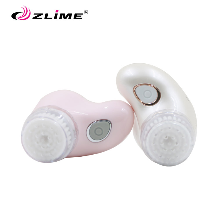 Best Sensitive Dry Acne Skin Electric Face Cleansing Brush Face