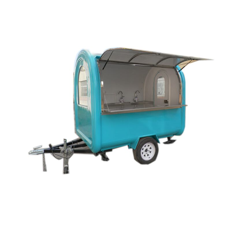 Mobile street beautiful food trailer/beer food trailer/beer food car