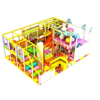 High Quality Children Game Equipment Kids Soft Play, Indoor Playground Equipment