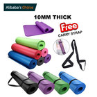 New Product Eco-friendly Natural Rubber Eco NBR Yoga Mat