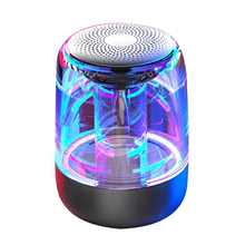 Hoge Kwaliteit Led Light Transparante <span class=keywords><strong>Bluetooth</strong></span> <span class=keywords><strong>Speaker</strong></span> Voor Harman Kardon