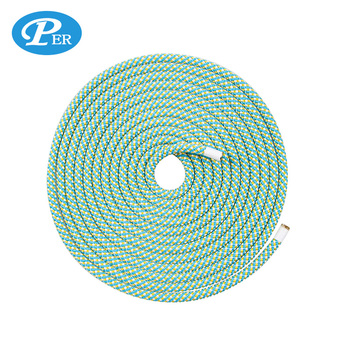 Outdoor safety climbing rope 8mm 10mm 10.5mm 11mm 12mm 14mm static rock climbing rope