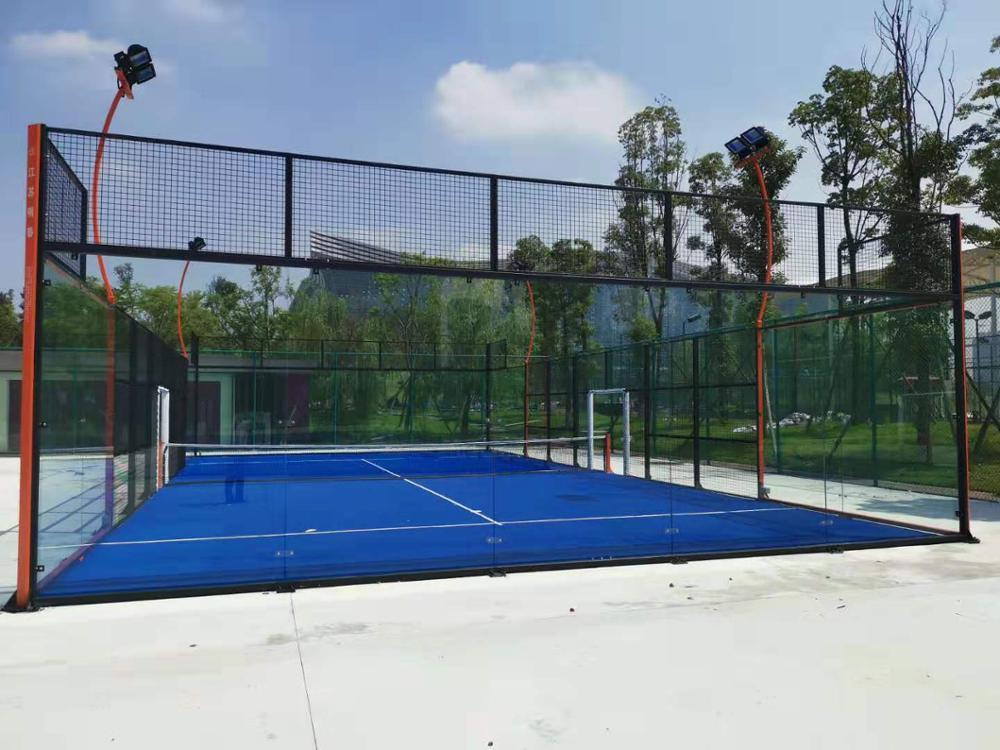 WPT Type Panoramic Padel Court