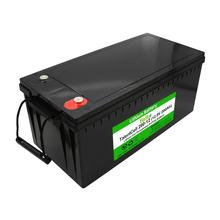 Tiefe Zyklus Wiederaufladbare Lithium-ionen Lifepo4 solar <span class=keywords><strong>batterie</strong></span> <span class=keywords><strong>12v</strong></span> 200ah lithium-ionen <span class=keywords><strong>batterie</strong></span> <span class=keywords><strong>12v</strong></span>