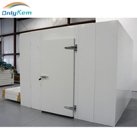 walk in freezer meat and fish storage / Refrigerators/ Cold storage Room