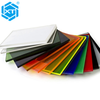 XINTAO HIPS factory price color opaque high impact extruded polystyrene plastic sheet 4ftx8ft