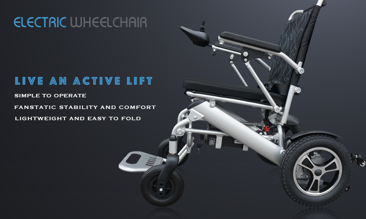 Cheap Price Battery Electric Handicap Wheelchair For Disabled People