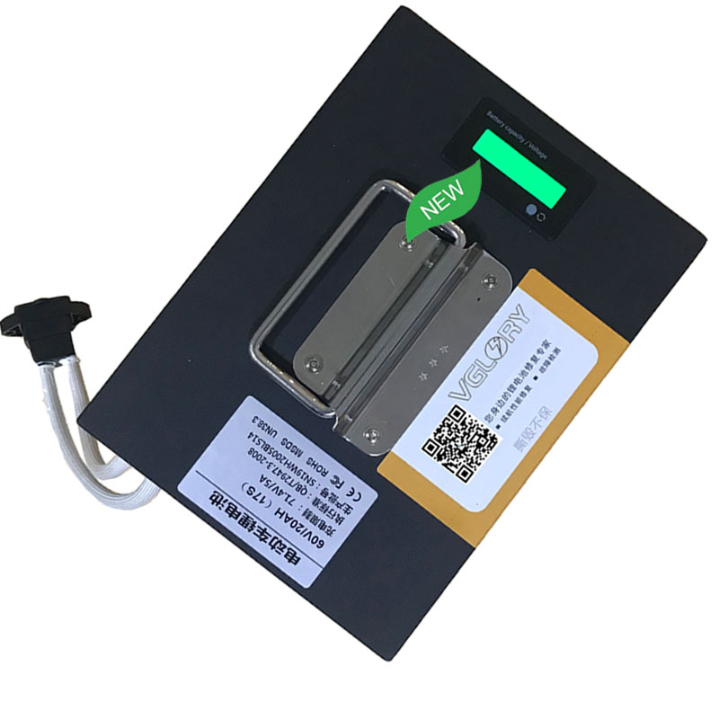 Wholesale China Lower average price lithium ion battery 60v 30a