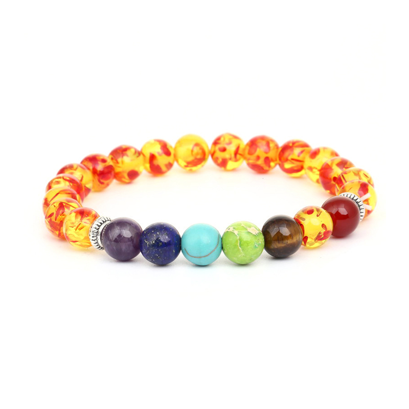 Aquamarine Bluestone <strong>Tiger</strong> <strong>Eye</strong> <strong>Red</strong> Onyx Natural Stone Beaded <strong>Bracelet</strong> New Hot Sell Bead <strong>Bracelet</strong> For Men Women Friend Gift