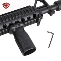 Tactical Airsoft RVG Rail Vertical Grip Front Griff Forward Foregrip For Picatinny Rail Hunting Replacement Accessories