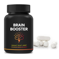 Natural healthcare care Brain Boost Memory Focus Capsules