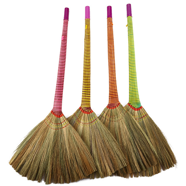 High quality grass broom brush grass broom Wholesale broom for artificial grass