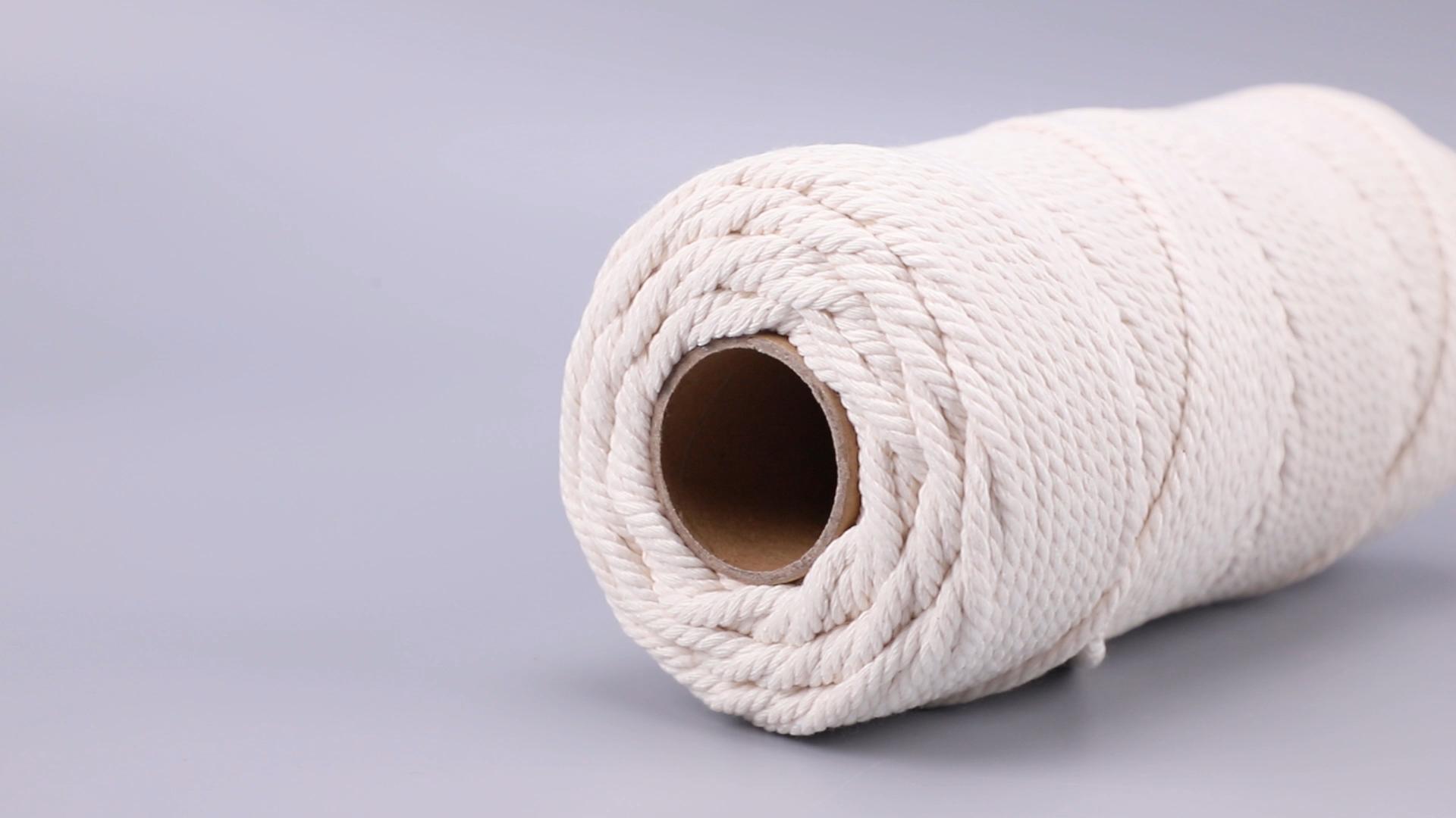 Bengku מקרמה טאסל גרלנד מקרמה צמיד חוט עם טבעי אבן מקרמה כבל 3 Mm