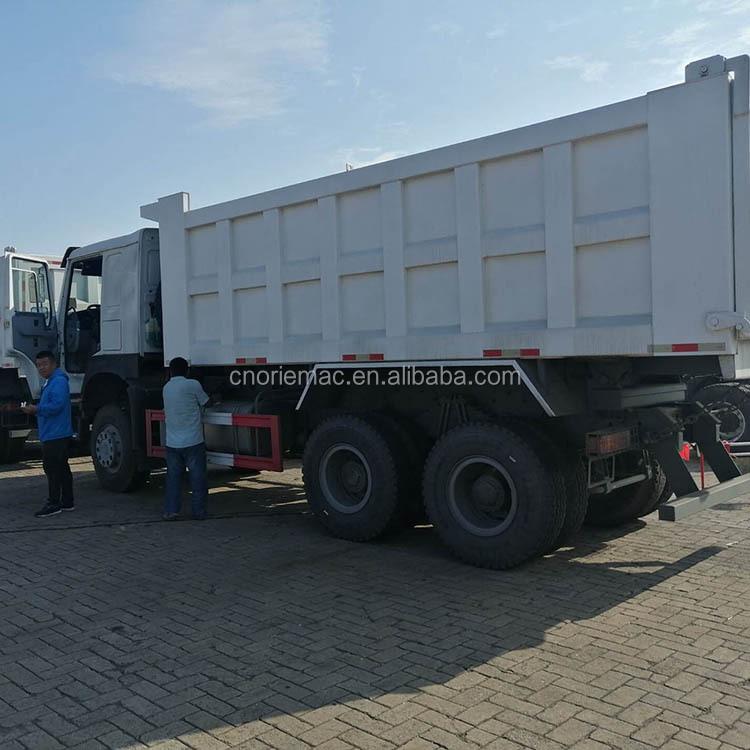 Howo Dump Truck Price Sinotruk 10 Wheels 371hp 18m3 Tipper