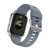 "2020 1.54"" Touch Screen IP68 Waterproof Fitness Sport Chronograph Android  Wristwatch Men's Silica Gel Band Smart Watch Bracelet"