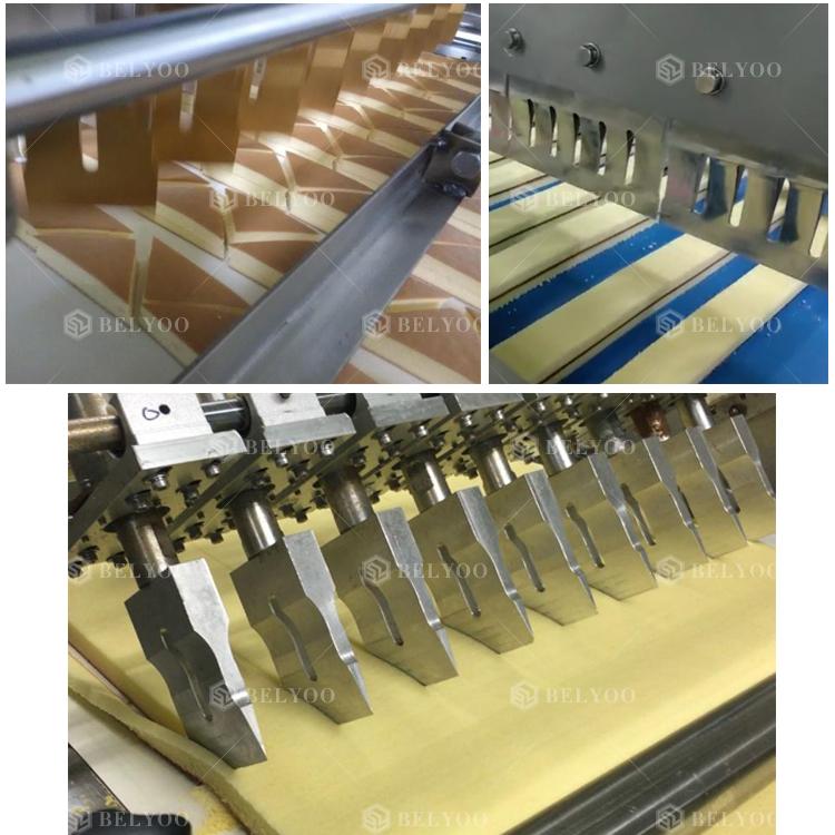 Industrial Ultrasonic Food Cake Cutter Equipment Ultrasonic Cutting Machine