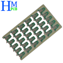 Papan Membuat Mesin Tahan Air Sensor Ultrasonik PCB Papan Sirkuit PCB Tembaga Papan