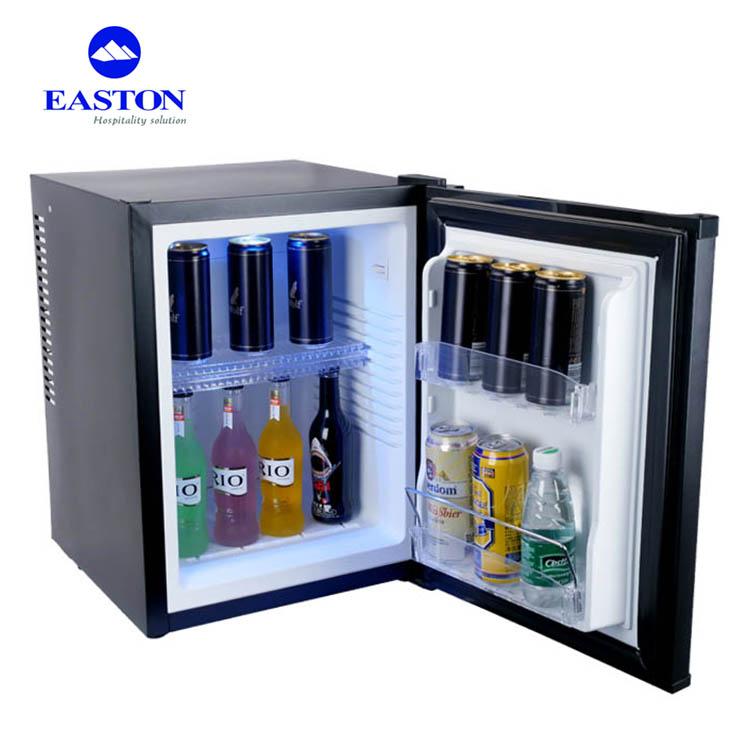 Hotel mini bar kühlschränke 40L thermoelektrische mini kühlschrank für hotel