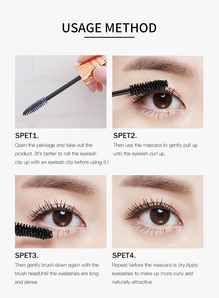 Private Label IMAGES long lasting waterproof mascara